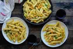 Pasta_with_Garbanzo_Beans