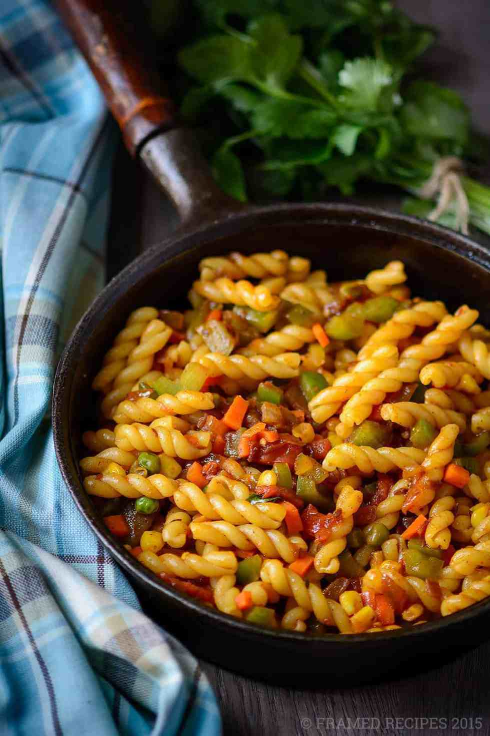 Pasta_with_Indian_Spices
