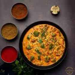 Bell pepper yogurt Curry