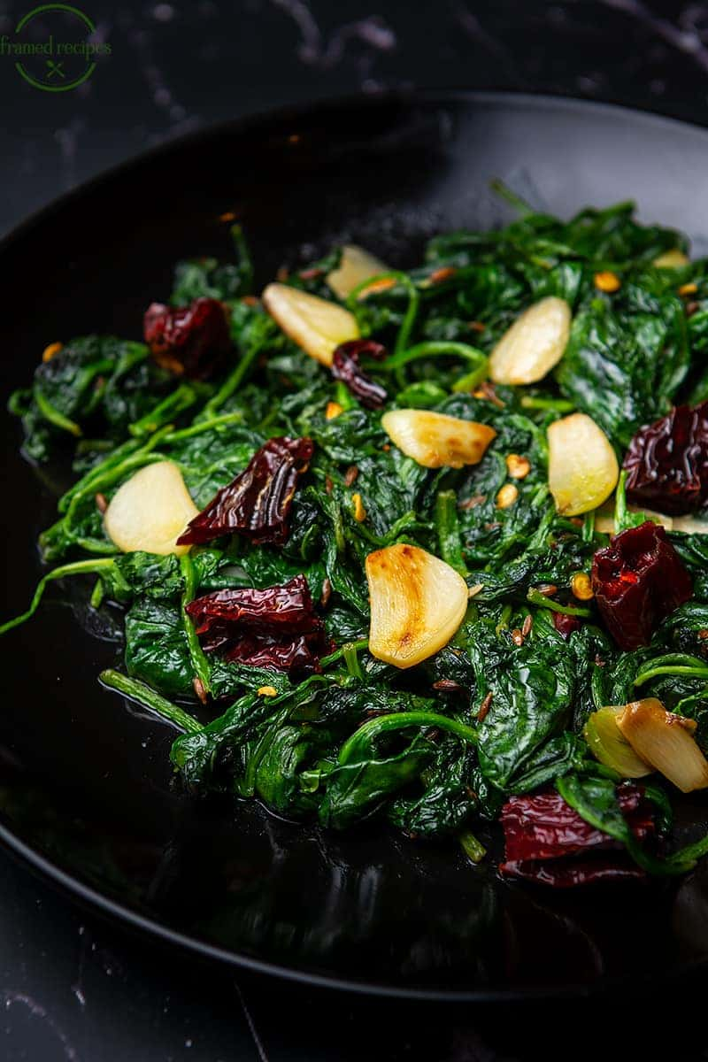 spinach mezhukkupurati