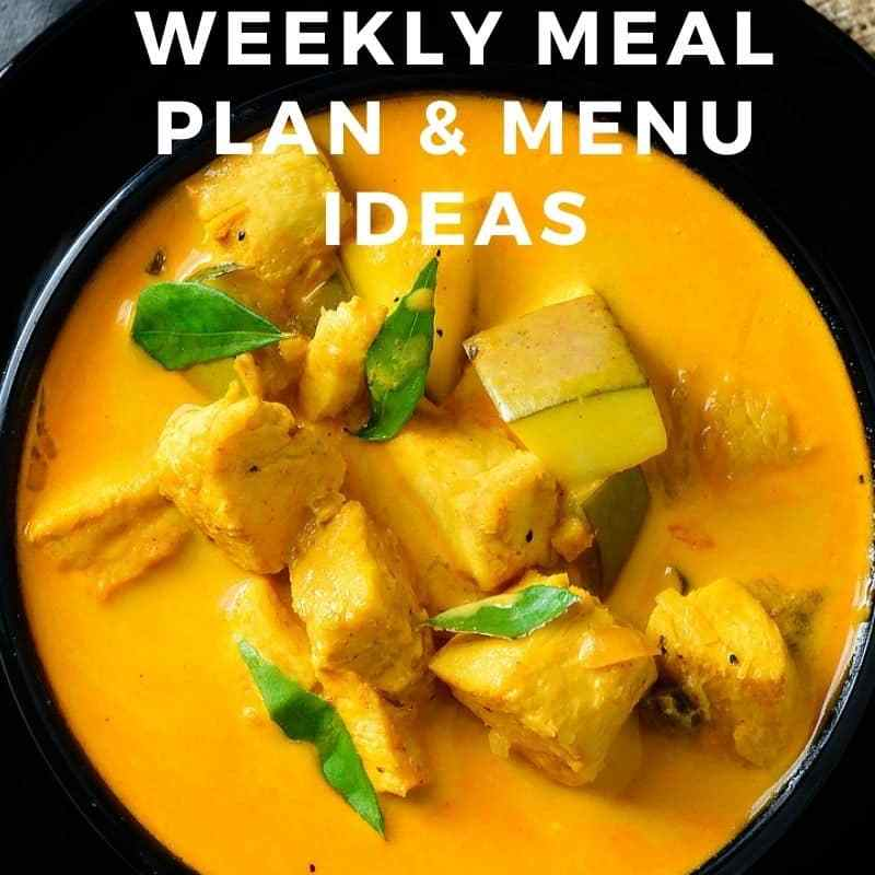 Weekly meal plan number 8 featured image