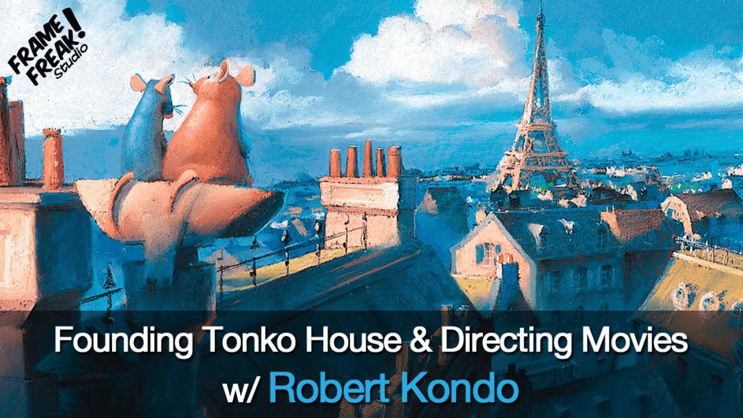 Founding Tonko House & Directing Movies w/ Robert Kondo