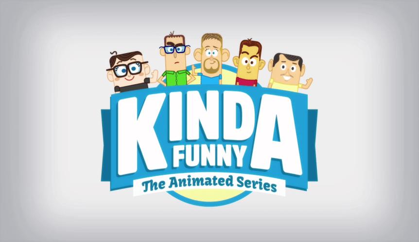 Kinda Funny Animated Series Intro - Frame Freak Studio