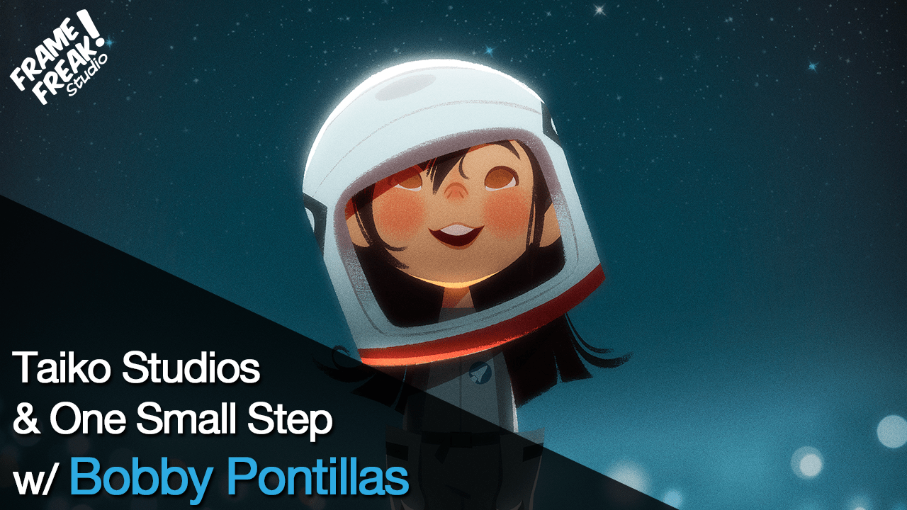 Interview with Bobby Pontillas: Taiko Studios & One Small Step