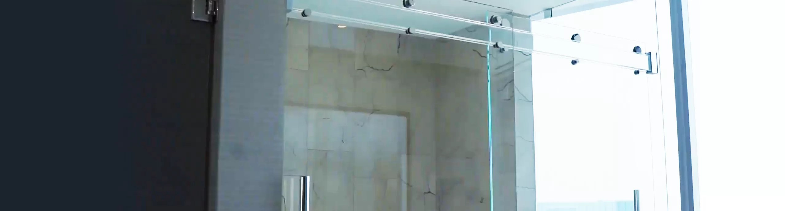 Home Custom Shower Enclosures Frameless Shower Doors