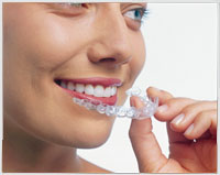 Framingham Dental Center Invisalign patient