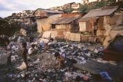 vita nella bidonville