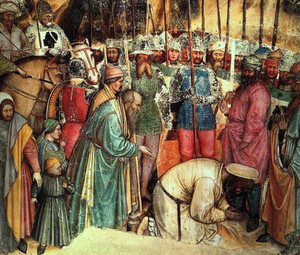 La decapitazione di san Giorgio