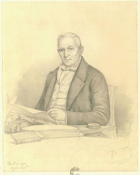 Ritratto di Alessandro Knips Macoppe, Biblioteca Civica di Padova.