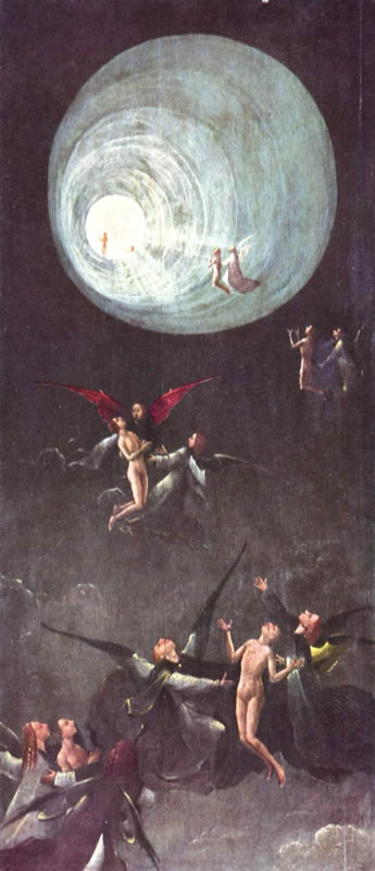 Hieronymus Bosch: Ascesa all'Empireo