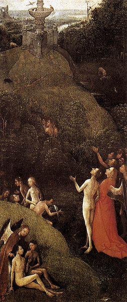 Hieronymus Bosch: Il Paradiso terrestre