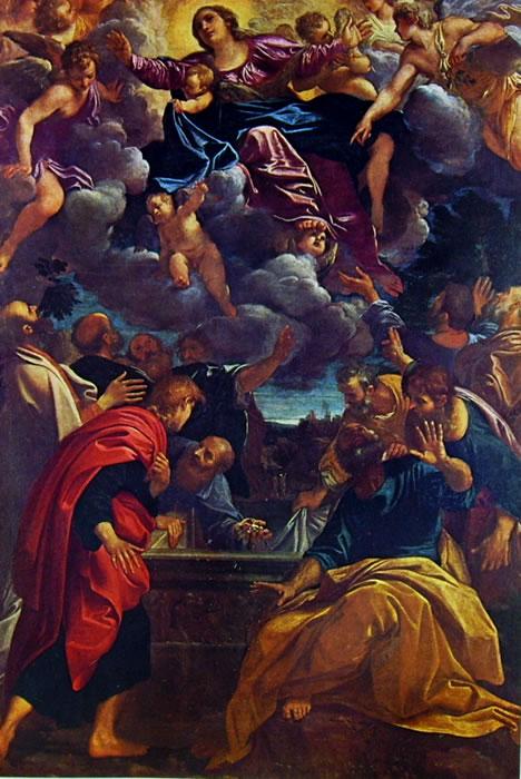 Annibale Carracci: Assunzione della Vergine