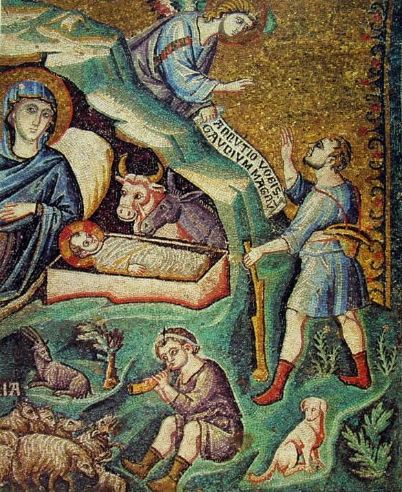 Cavallini: Natività di Cristo