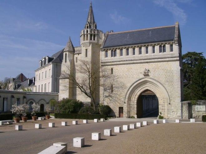 Opera: Chiesa Abbaziale Marmoutier (Tours)