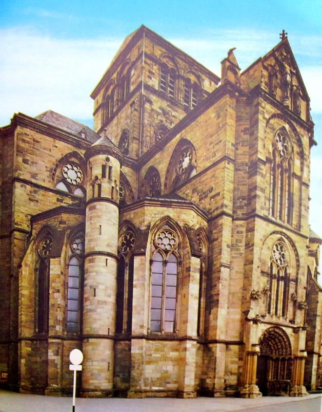 Trier Liebfrauenkirche (Chiesa di Nostra Signora a Treviri)