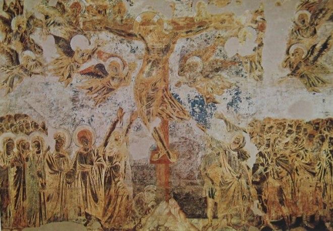 Cimabue: Crocifissione
