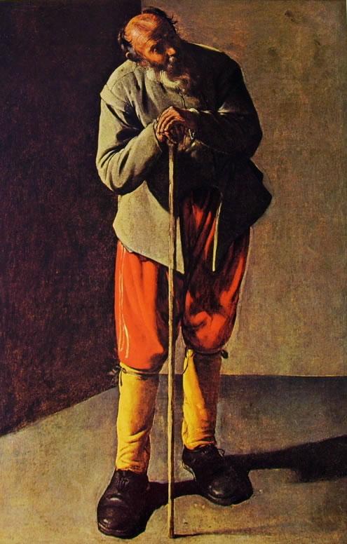 Georges de La Tour: Vecchio