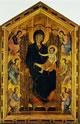 2 Duccio - Madonna Rucellai