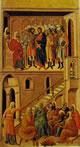 Cristo davanti ad Anna ed il Diniego di Pietro