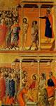 Duccio - La Flagellazione e L'Incoronazione di spine