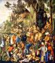 22 Durer - Il martirio dei diecimila