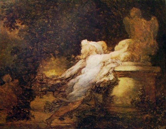 Jean-Honoré Fragonard: Invocazione dell'amore