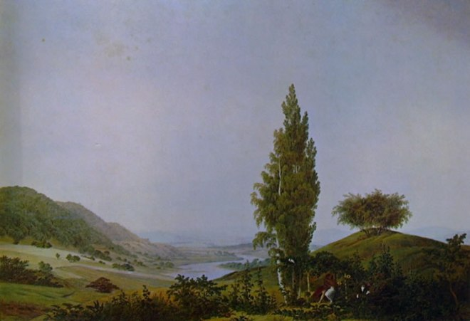 Caspar David Friedrich: L'Estate