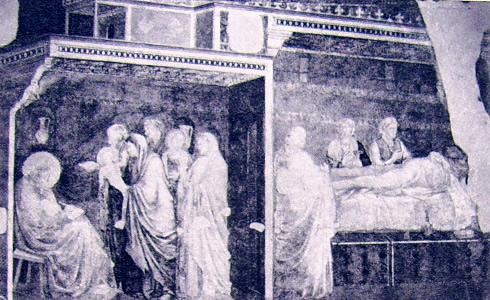 La nascita di San Giovanni Battista
