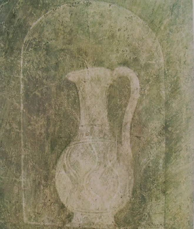 Giotto: La nascita di San Giovanni Battista