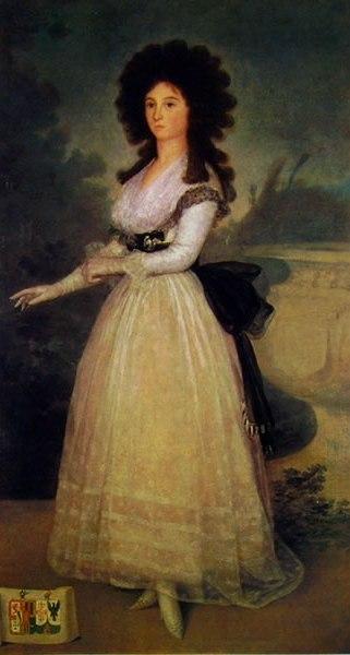 Goya - Tadea Arias De Enriquez