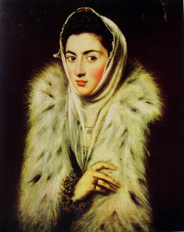 El Greco: La dama dell'Ermellino