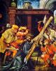 Doppia tavola di Tauberbischofsheim: Il trasporto della Croce