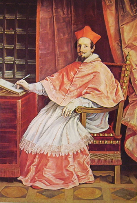 Il cardinale Bernardino Spada