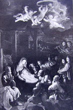 Adorazione dei pastori di Londra