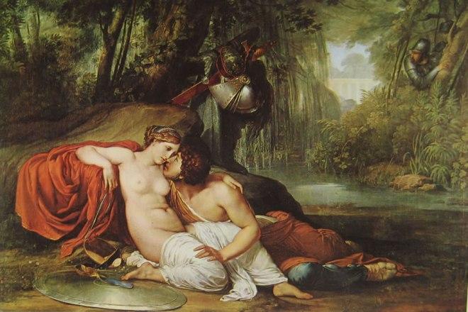 Rinaldo e Armida, Gallerie dell'Accademia, Venezia