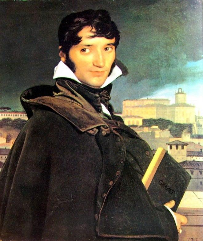 Jean-Auguste-Dominique Ingres: Francoise Marius Granet