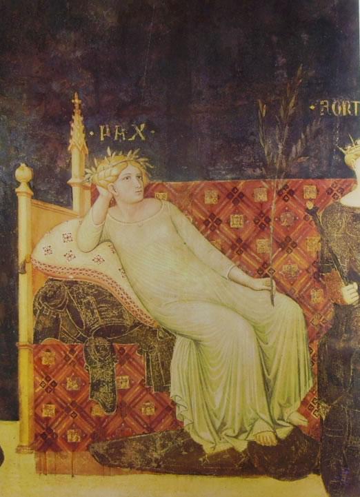 Ambrogio Lorenzetti: La Pace