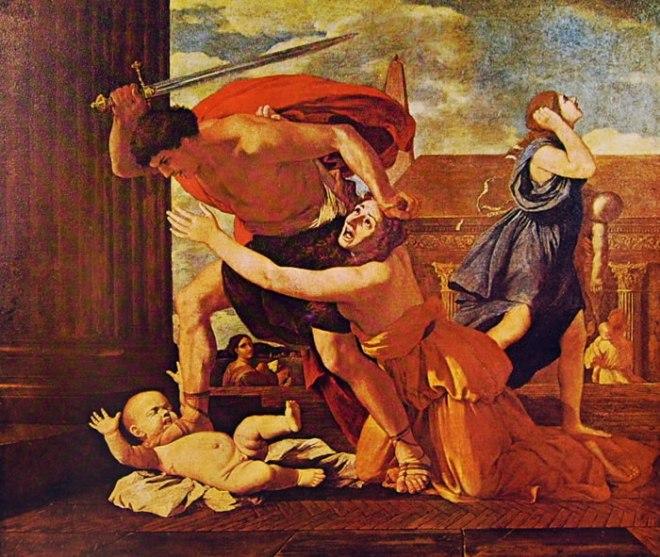 Nicolas Poussin: La strage degli innocenti
