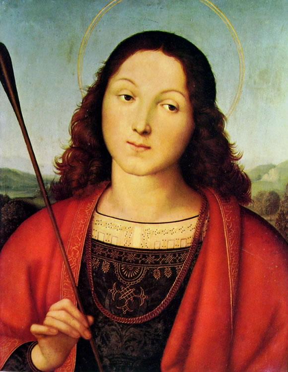 Raffaello Sanzio: San Sebastiano