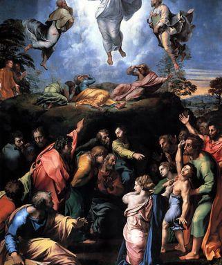 Raffaello - La Trasfigurazione