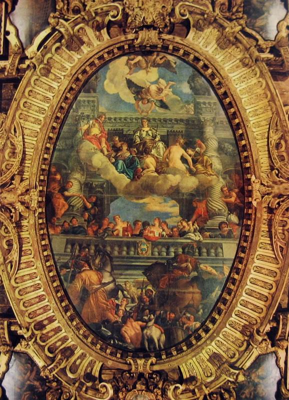 Il Veronese: Trionfo di Venezia