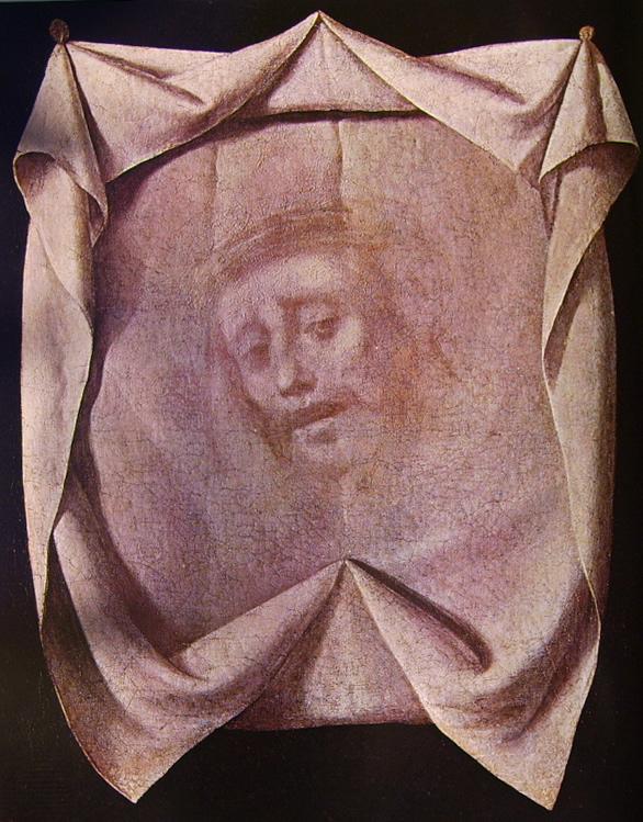 Francisco Zurbarán:Il volto Santo