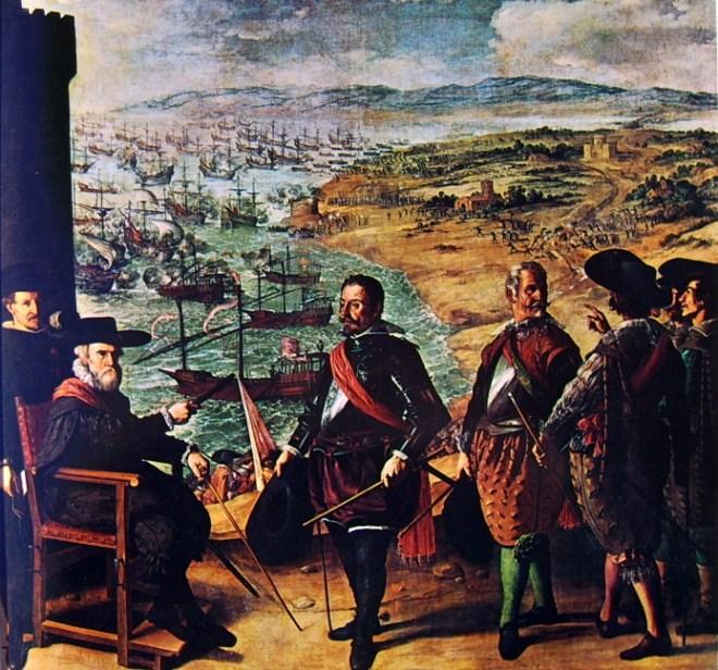 Francisco Zurbarán:Fatiche di Ercole e battaglie per il buen retiro