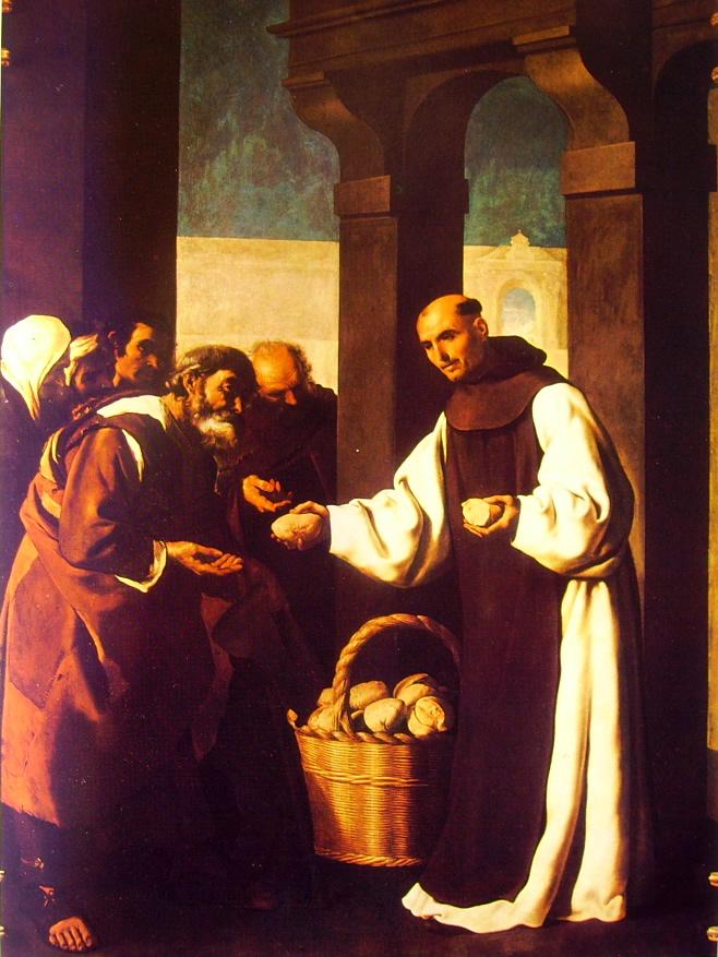 Francisco Zurbarán:Dipinti del monastero de Guadalupe
