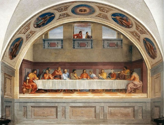 Andrea del Sarto: Ultima cena