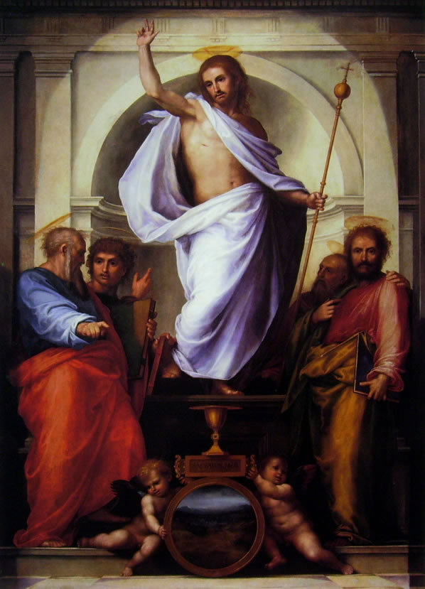 Fra' Bartolomeo: Salvator Mundi