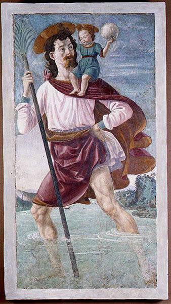 Domenico Ghirlandaio: San Cristoforo