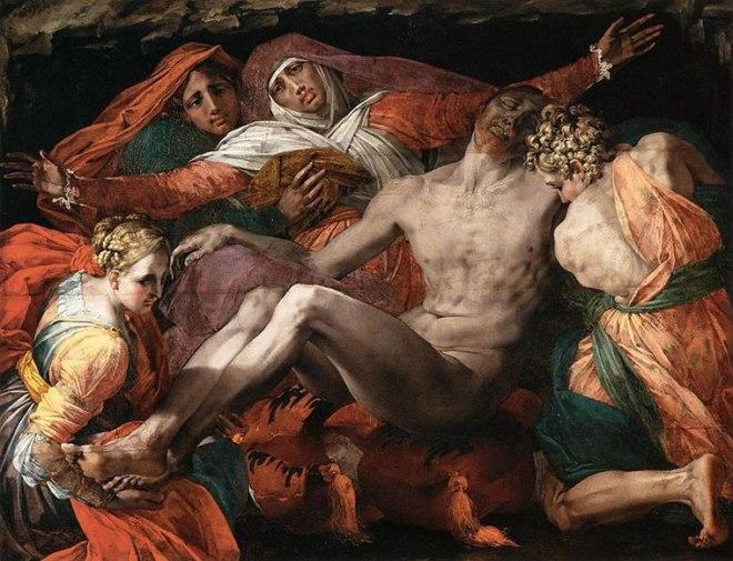 Rosso Fiorentino: Pietà