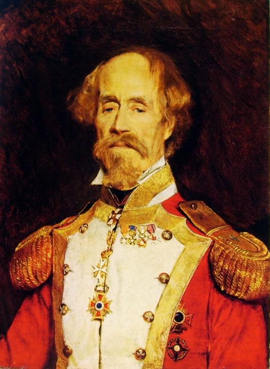 Giovanni Boldini: Ritratto di Generale spagnolo