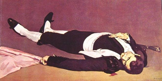 Edouard Manet: Torero morto